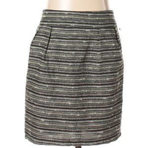⏱SALE [a17-25] Mossimo | striped pencil skirt